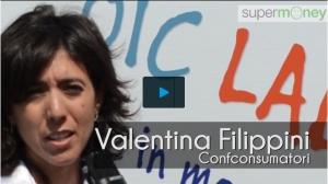 Intervista a Valentina Filippini, avvocato di Confconsumatori, durante OIC Lab - Laboratorio per l'etica consumeristica