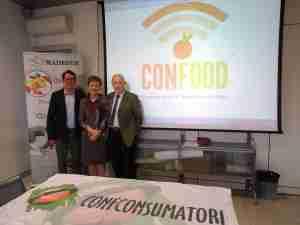 Conferenza lancio Confood 18_12_13