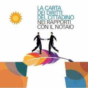 Carta dei diritti Cittadino--Notaio - copertina