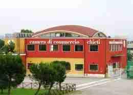 Camera di Commercio di Chieti, sede del Foro Boario