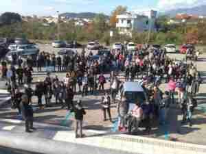 Protesta Pendolari Minturno