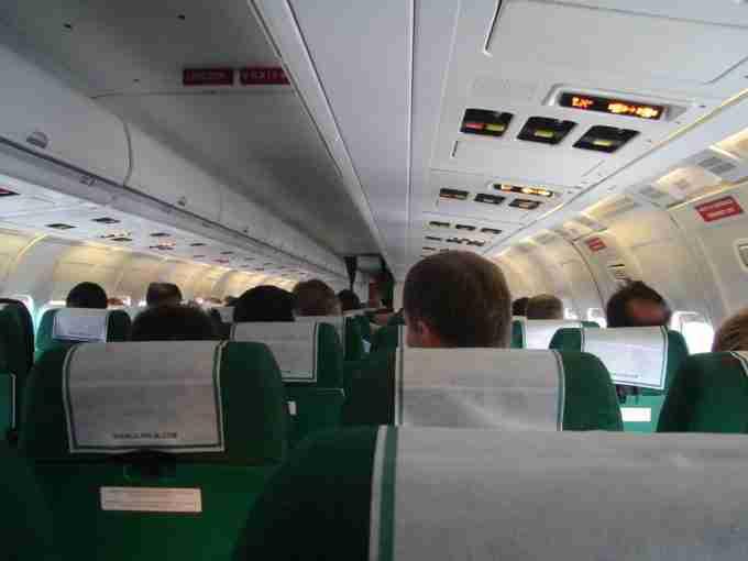 Alitalia passeggeri