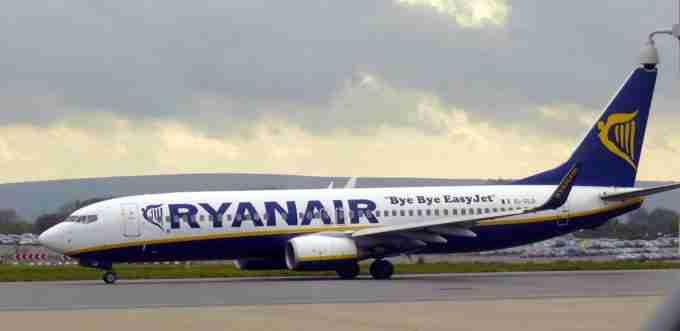 Ryanair cancellazione voli diritti passeggeri