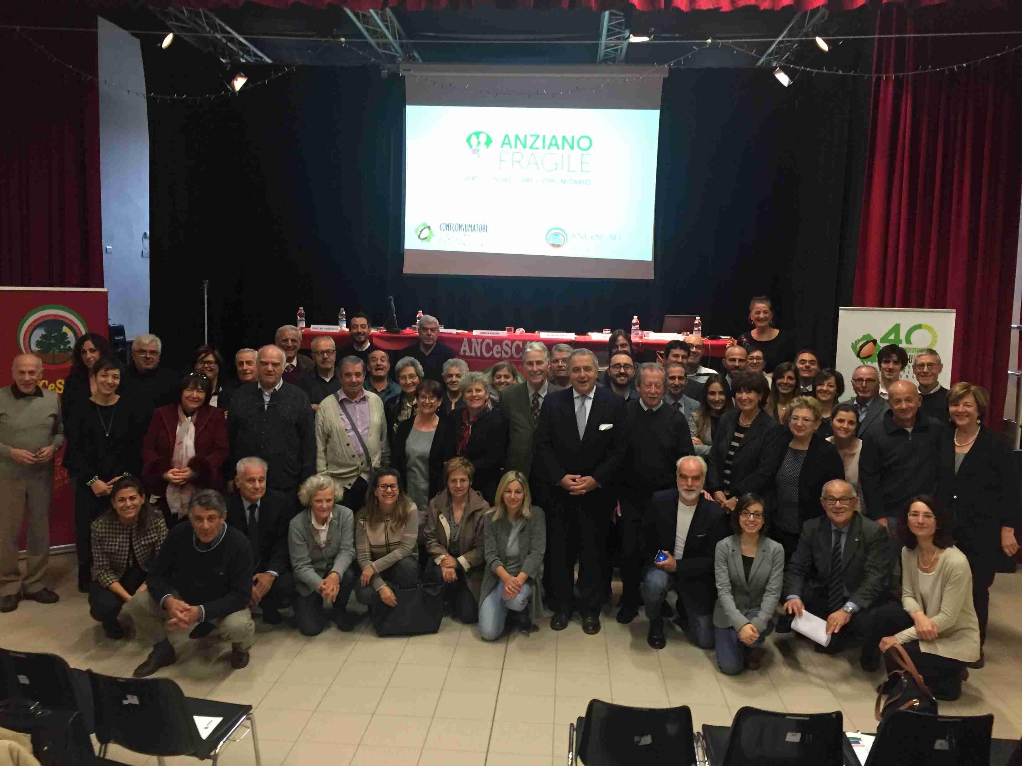 Anziano Fragile seminario Bologna