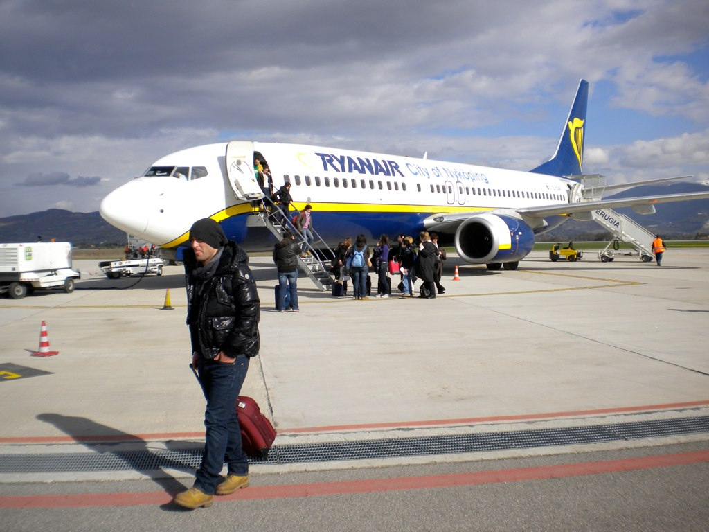Ryanair wizz air procedimento Antitrust